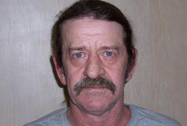 Ronald Dwight Tipton (MT Dept of Corrections photo, undated)