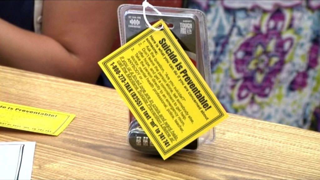 Pediatricians in Montana will distribute gun locks to reduce suicide risk