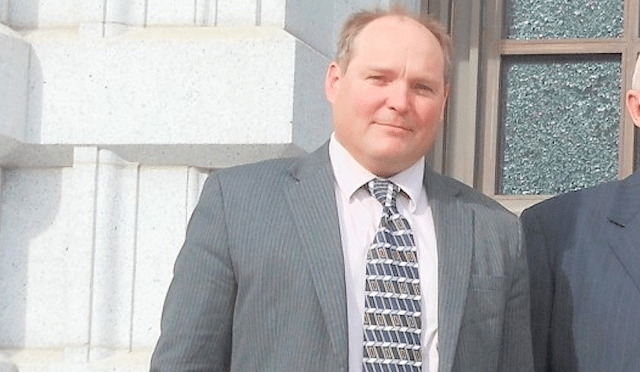 Roger Roots, Libertarian candidate for MT Supreme Court clerk