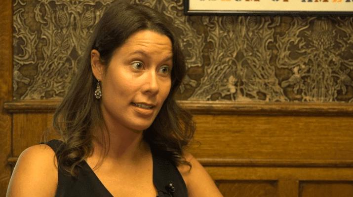 Amanda Frickle, head of the Democratic Legislative Campaign Committee