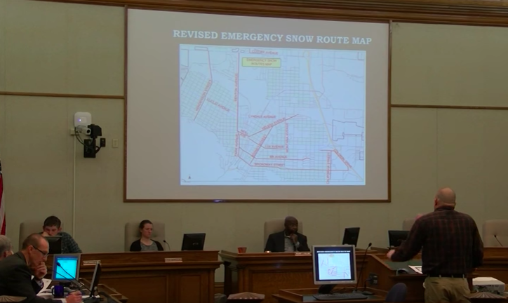 Helena city commissioners approve changes to snow removal plan