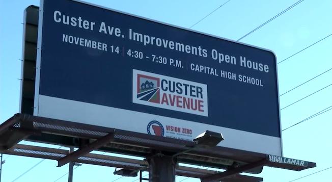 Custer Avenue Open House