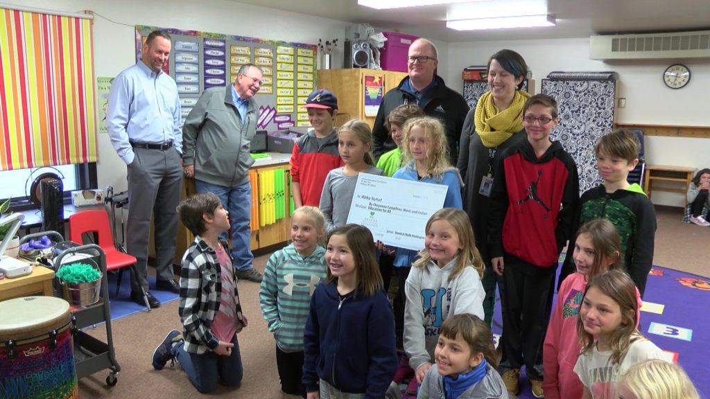Helena Education Foundation distributes grants to teachers