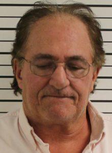 Richard Dean Holen (Roosevelt County jail booking photo)