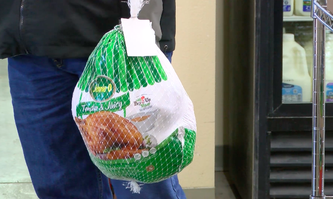 Helena Food Share and Lewis and Clark Library team up for Turkey Challenge