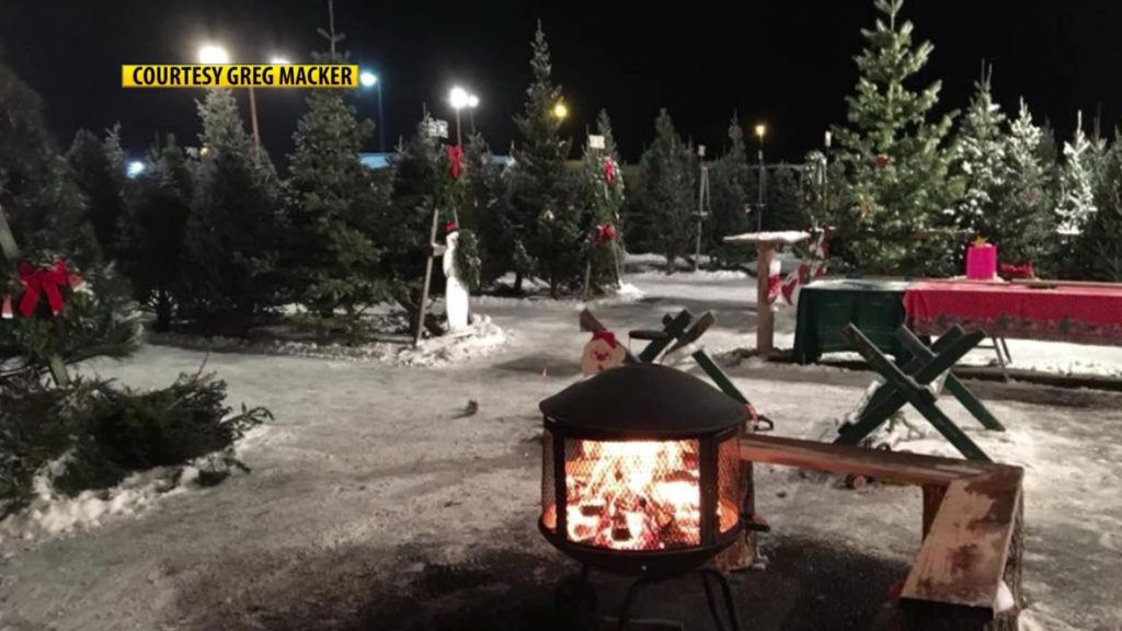 Christmas tree lot set to open on Friday in Helena