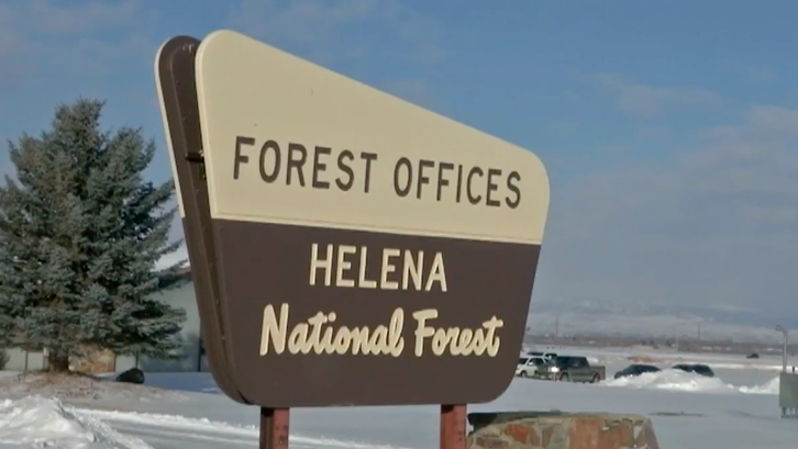Helena-Lewis and Clark National Forest - Forest Offices