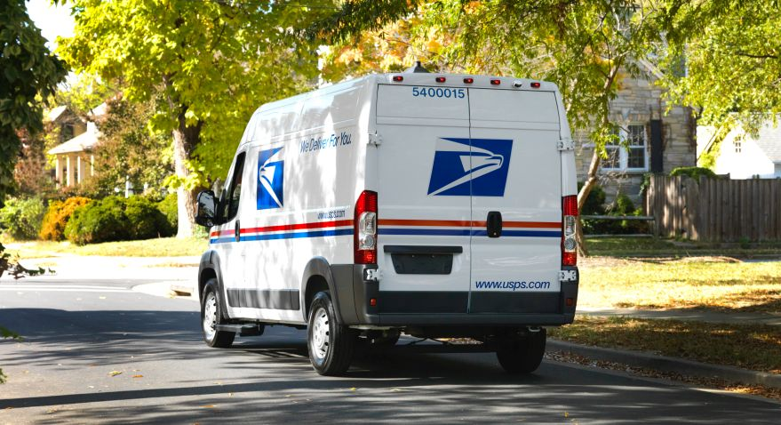 USPS Truck (Photo from USPS)