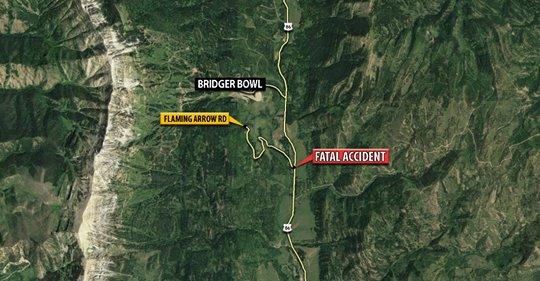 Two people dead in head-on crash in Bozeman