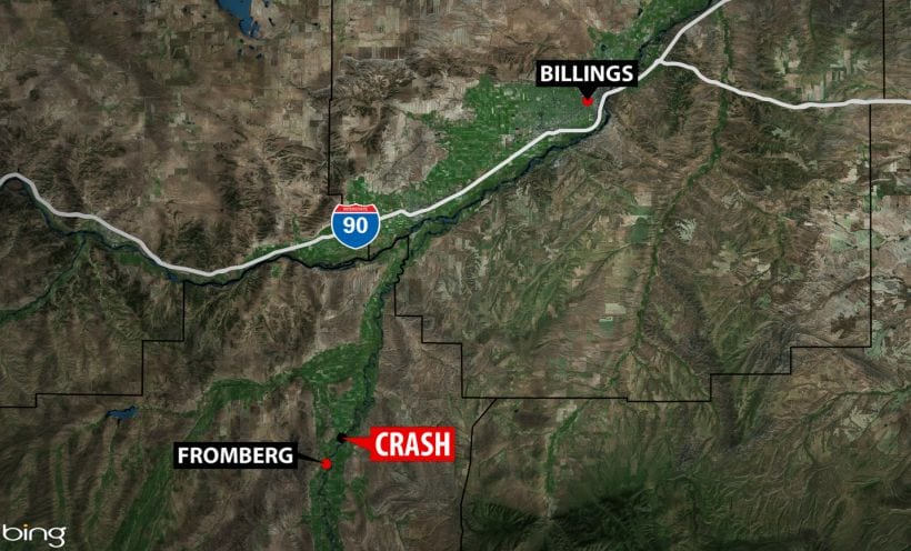Two people dead in Carbon County crash