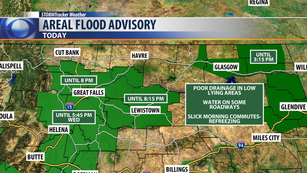 Areal Flood Advisory