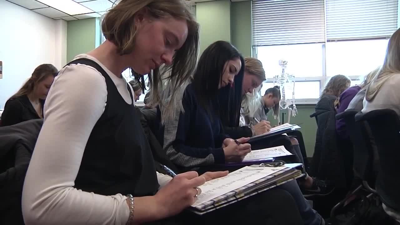 Carroll College's nursing program celebrates high achievement